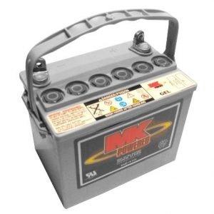 12V 31Ah MK GEL Mobility Scooter Battery