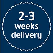 V2-3 Week Delivery