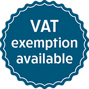 VAT Exemption Available