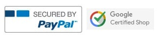 RapidSSL, Trusted Shops, PayPal