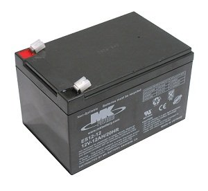 12ah mk mobility chair batteries