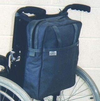Deluxe Wheelchair Bag