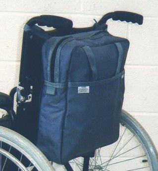 Deluxe Wheelchair Bag