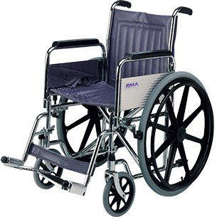 RMA 1410 Self Propelled Wheelchair