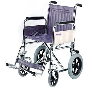 RMA 1430 Standard Car Transit Wheelchair
