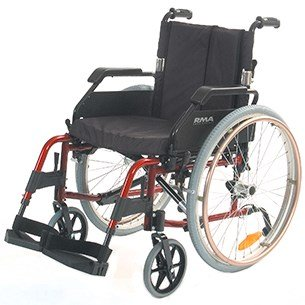RMA 1500 Self Propelled Lightweight Manual Wheelchair