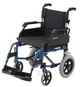 RMA 1530 Lightweight Car Transit Wheelchair