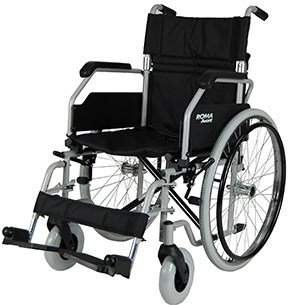 RMA 1610 Steel Self Propelled Manual Wheelchair