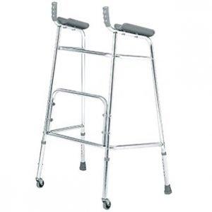 Adjustable Forearm Walker