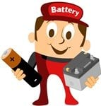 Chappie Battery