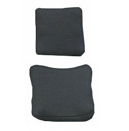 Headrest, Lateral & Elbow Pads