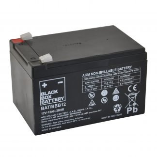 BBB12 replacement scooter battery