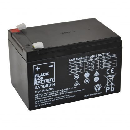 BBB14 mobility chair batteries