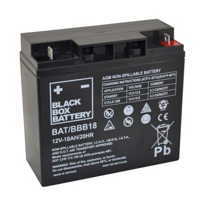 BBB18 Replacement scooter batteries