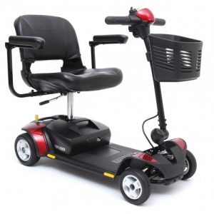 Pride Elite Traveller 4 Wheels