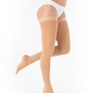 Neo G Closed Toe Thigh High Compression Stockings