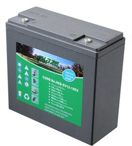BATHZB12-18EX replacement scooter batteries