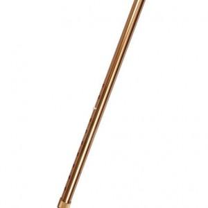 Adjustable Aluminium Cane - Bronze
