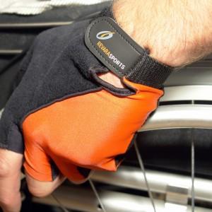Revara Sports Indoor Glove (Orange)