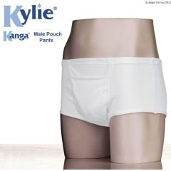 Kanga Male Pouch Pants