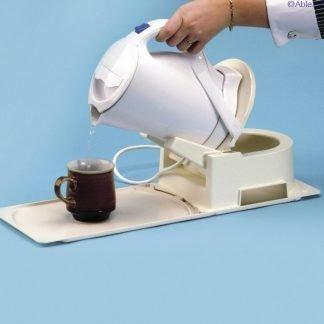 Stabiliser Base for Kettle/Teapot/Jug Tipper