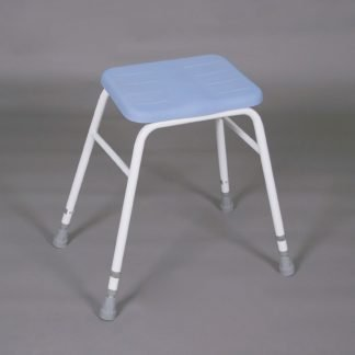 Perching Stool PU Seat - arms and back