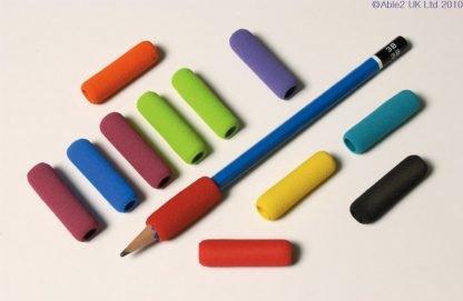 Grab on Pen & Pencil Grip Pack of 24