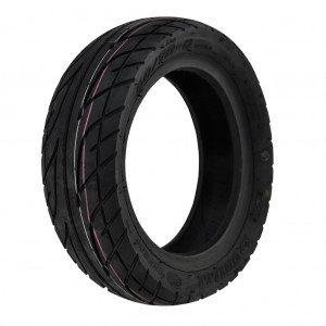 Solid/Puncture Proof Low Profile Black Tyres