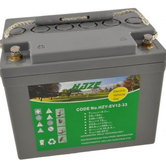 12V 36Ah HAZE GEL battery for power scooters