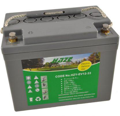 12V 36Ah HAZE GEL battery for power scooters
