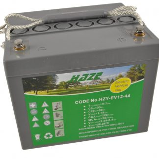 12V 45Ah HAZE GEL battery for Mobility Scooters
