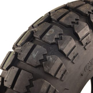 400 x 6 Infilled Cheng Shin/Primo Black Block Tyre