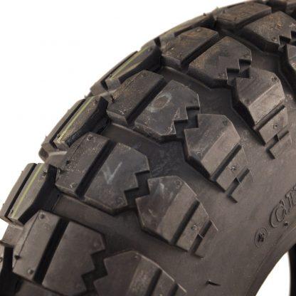 400 x 6 Infilled Cheng Shin/Primo Black Block Tyre