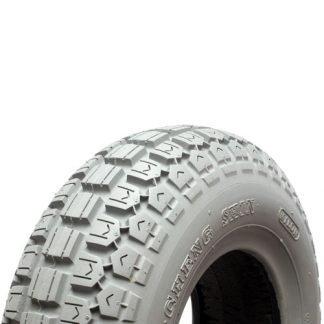 410/350 x 6 Cheng Shin/Primo Grey Block Tyre (C168)