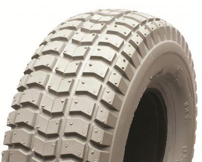 9/350 x 4 Cheng Shin/Primo Grey Block Tyre