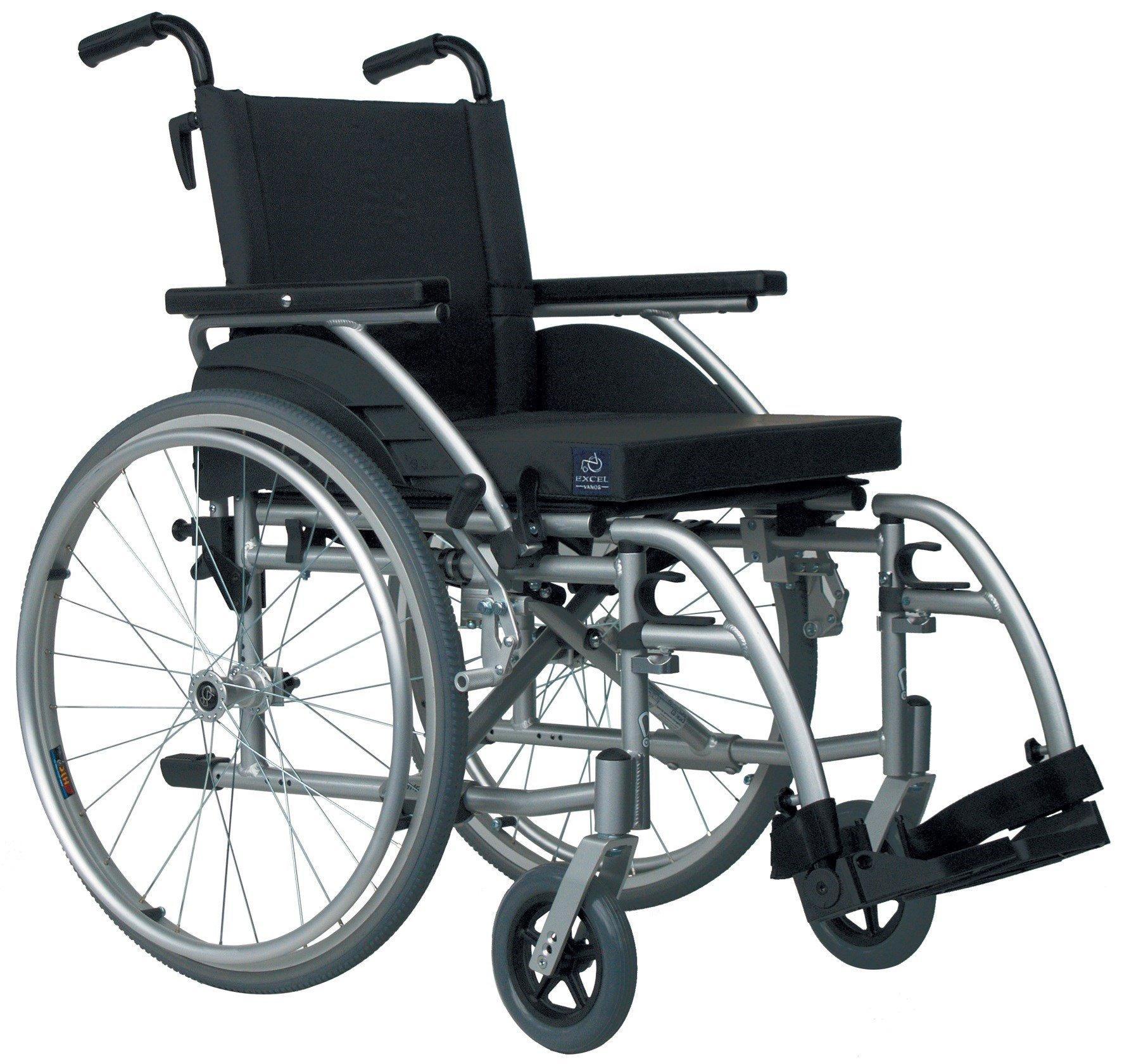 "Van Os Excel G3 'Lightweight' 24"" Rear Wheels"