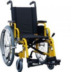 Van Os Excel G3 'Paediatric' Wheelchair