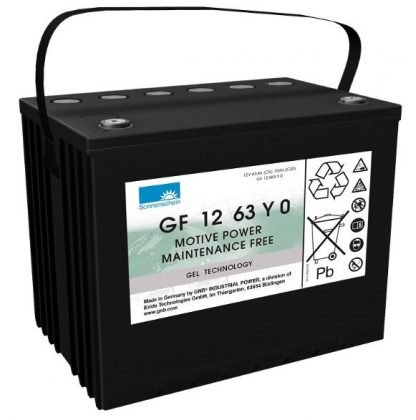 12V 70Ah Sonnenschein GEL Mobility Scooter & Powerchair Battery