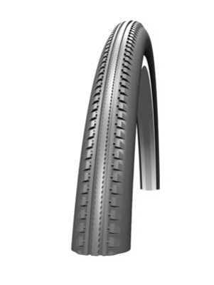 18 x 1 3/8 Schwalbe Tyre With Puncture Protection