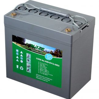 12V 64Ah Haze High Output Sealed Lead Acid (AGM) Mobility Scooter Battery