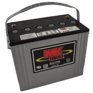 12V 79Ah MK Sealed Lead Acid (AGM) Mobility Scooter Battery