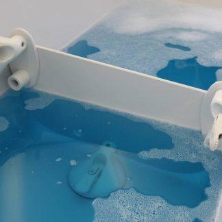Mobeli Bath Tub Shortner 510-700mm 3 Suction Pads