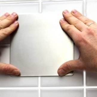 Mobeli Stainless Steel Plates (Pair)