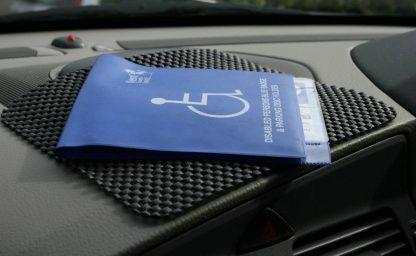 Non-Slip Dashboard Mat