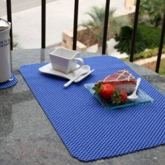 StayPut Non-Slip Tablemat and Coaster Set