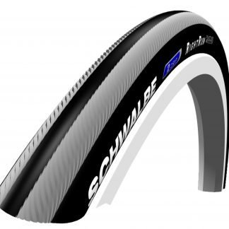 24 x 1 (25-540) Schwalbe Right Run Grey Tyre With Puncture Protection