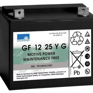 12V 28Ah Sonnenschein GEL battery Mobility Scooters & Powerchairs