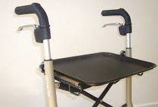 Lets Go Out Rollator - Tray