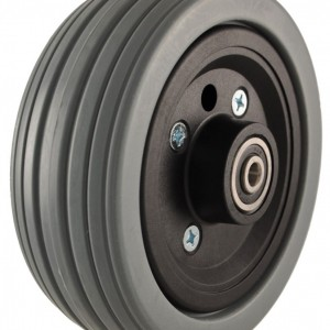 "6"" x 2"" Castor Wheel with PU Tyre"